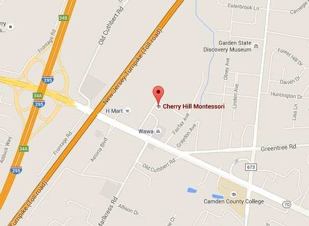 Cherry Hill Montessori- Preschool and Learning Center